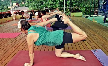 Relax, Yoga, Phuket Discover. (Thailand)