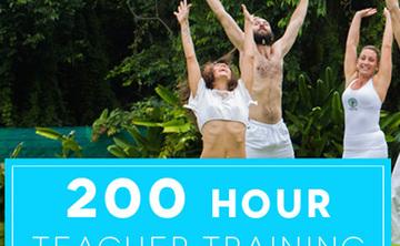 200 HOUR TTC - CERTIFIED YOGA TEACHER TRAINING COURSE IN THAILAND
