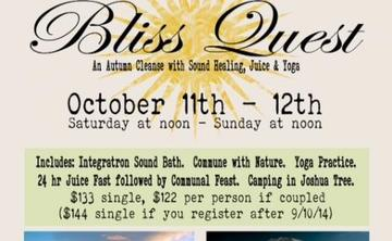 Bliss Quest