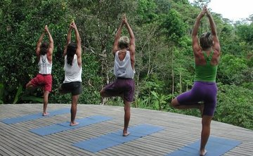 8 Days Yoga and Running, Hiking in Costa Rica