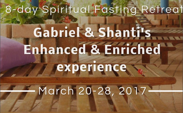 8 Day Spiritual Fasting Retreat