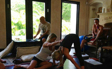 Hot Yoga Teacher Training (YA - RYT): 250hrs, Tampa
