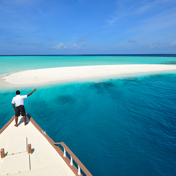 Cruising in the Maldives - Private Boat