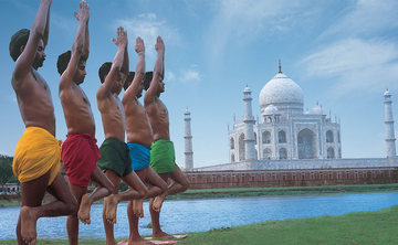7 Days revival Yoga tour with Taj.