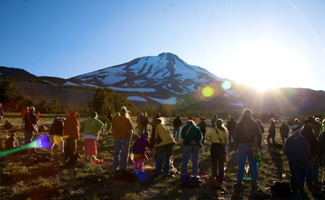The Healing Mountain: 34th Annual Shamanic Retreat at Mt. Shasta