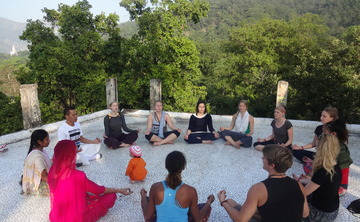 15 Days Meditation Training Course in Rishikesh