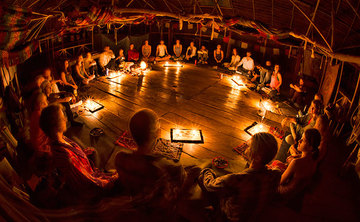 3 to 7 days Ayahuasca and Yoga Retreat