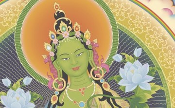 Goddess Tara Retreat in Canada