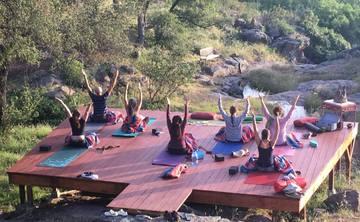 """Into the Sacred"" Full Moon Yoga & Meditation Retreat"