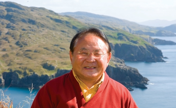 Sogyal Rinpoche Summer Retreat 2017