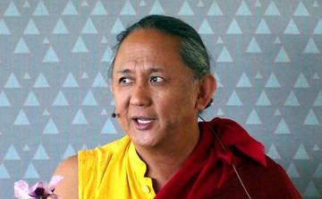 Venerable Dzigar Kongtrul Rinpoche