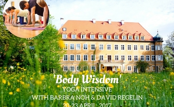 Yoga Intensive - 'Body Wisdom'  with Barbra Noh and David Regelin