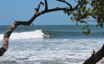 Women's Surf Yoga Adventure Retreat in North Nicaragua