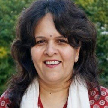 Medha Garud, PT