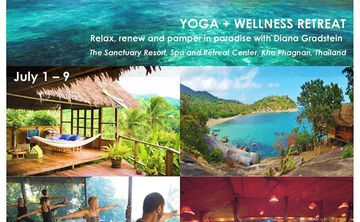 Thailand Yoga and Wellness Retreat