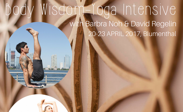 Yoga Intensive with Barbra Noh and David Regelin 'Body Wisdom'
