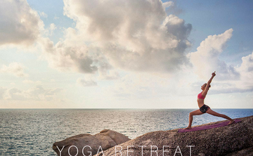 Yoga Retreat Greece with Barbra Noh & Friends