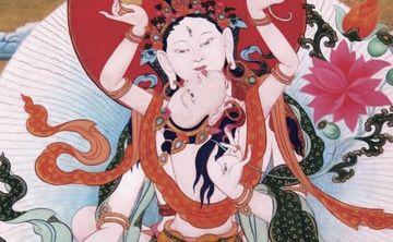 Yum/Yab White Tara Practice for Longevity and Lujong: Tibetan Yoga for Longevity