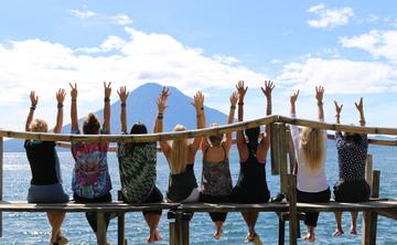 Journey Into Sacred Expression Women's Writing & Yoga Retreat, Lake Atitlan, Guatemala