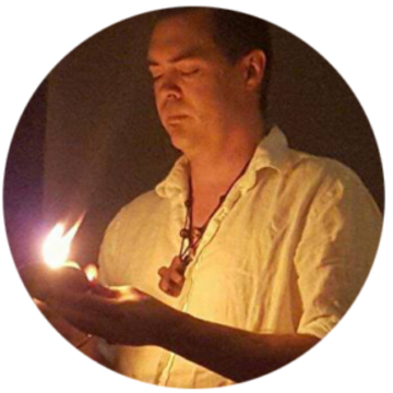 Chris Young- Founder • Medicine Man • Practitioner of Kambo • Purveyor of Tribal Medicine