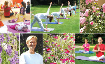 Easter Yoga Family Retreat 2017