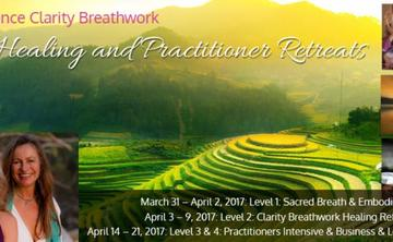 Bali, Indonesia Clarity Breathwork Retreats & Training Program