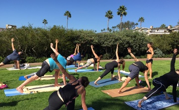 Mind Body Strong's Fitness/Yoga/Surf Retreat on Maui ~ Co-ed