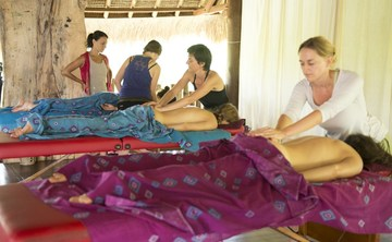 Myofascial Release Therapy applied to Yin Yoga