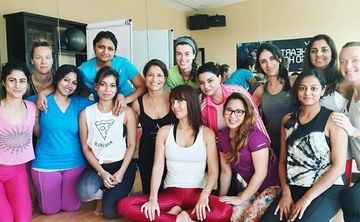 Kaya Yoga 300-HR Yoga Teacher Training Course in Abu Dhabi