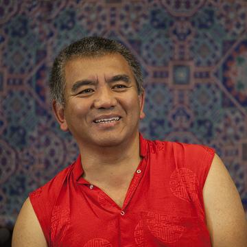 Seine Eminenz der 7. Dzogchen Rinpoche, Jigme Losel Wangpo