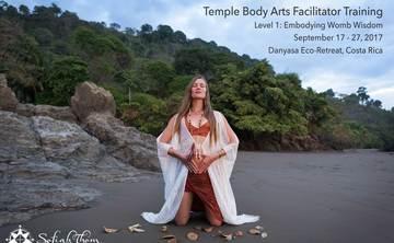 Temple Body Arts Teacher Training