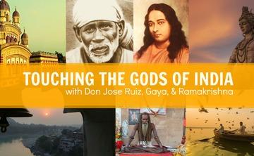 Touching the Gods of India