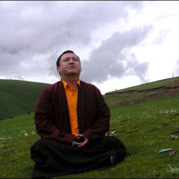 His Holiness Grudrag Tulku Rinpoche
