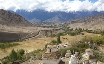 Himalayan Odyssey India – A Spiritual Retreat Adventure 2017
