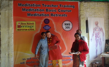 27 Days Meditation Teacher Training