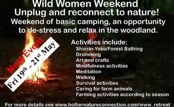 Wild Women Weekend - Unplug & reconnect to Nature