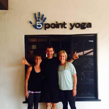 5 Point Yoga