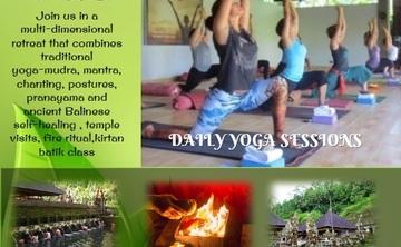 Yoga Pranala Retreat - A Unique Journey of Purification in Bali