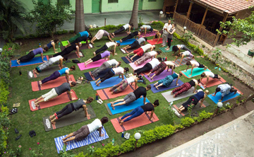 300-Hour Yoga Teacher Training in Rishikesh, India