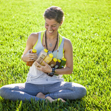 Andrea Pertnoy ~ Plant Based Lifestyle Coach, Yoga Teacher...