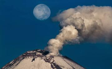 Full Moon Holigral