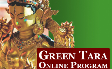 Green Tara Online Program
