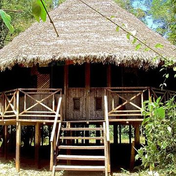 Wizard's Mountain Jungle Lodge, Sacha Runa Community Rurrenabaque Bolivia. Ayahuasca Shamanic Retreats, Dietas, Ceremonies