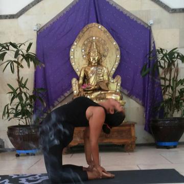 Dewi at Shambala