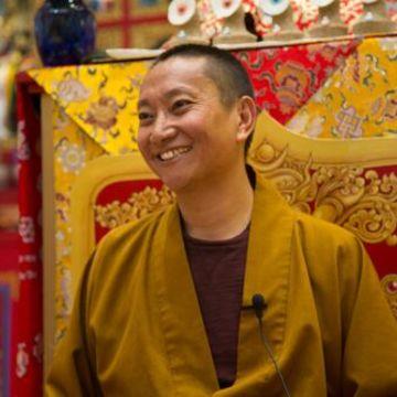 Khenpo Lobzang Tenzin