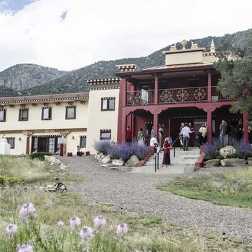 Vajra Vidya Retreat Center