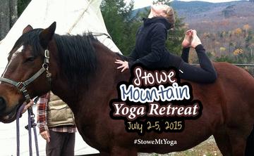 Stowe Mountain Yoga Retreat