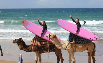 Surf Camp in Morocco - 7 nights