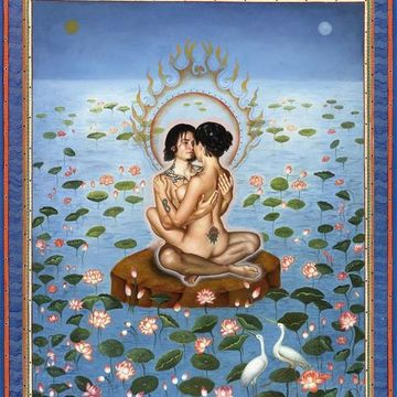 Couples Heart Tantra Retreat