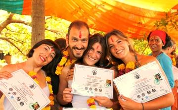 300 Hours Ashtanga Vinyasa Flow Yoga Teacher Training Course